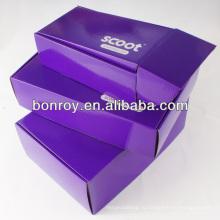 подарок комплект ювелирных изделий бумажная коробка