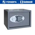 Safewell Ej Série 25cm Altura Home Office Use caixa eletrônica segura