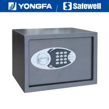 Caixa segura eletrônica do uso do escritório domiciliário da altura do painel de Safewell Ej 250mm