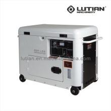5kw tipo silencioso Super Diesel geradores 5gf-Ldem com máquina de CE