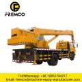 Hydraulic Mobile Folding Boom Crane