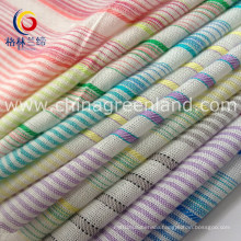 Yarn Dyed Rayon Cotton Fabric for Woman Garment (GLLML176)