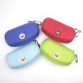 Brand new folding colorful EVA eyeglasses case