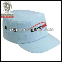 Camo Military Cap Premium Cotton Twill Cap
