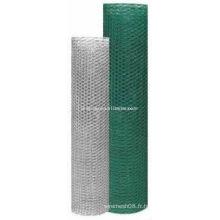 treillis métallique enduit de PVC (usine) produits