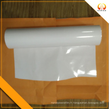 Film PET blanc opaque 50 microns pour étiquette