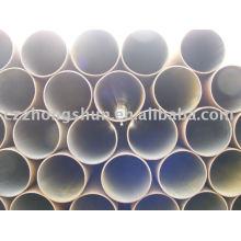 LSAW erw tuyau en acier API5L / ASTM A53 GrB / Q235 / SS400