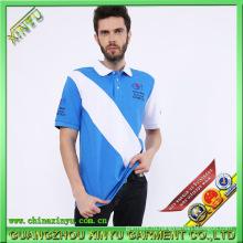 OEM Pique хлопок поло футболки для мужчин (XY00110)