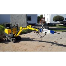 Hydraulic  breaker box type hammer
