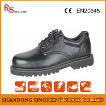 Semelle intérieure en acier pour chaussures de sécurité d'officier RS741