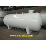 10 MT Carbon Steel LPG Gas Storage Tanks