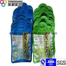 Tamaño Personalizado Snack Food Plastic Packaging Bag