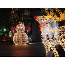 Holiday Light Motif LED Rope