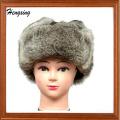 Rabbit Fur Warm Hats