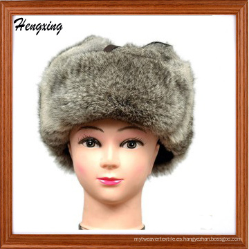 Rabbit Fur Warm Hats