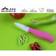 Professional Kitchen Knife Manufacturer of Ceramic Fruit Knife