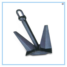 Âncora da associação de Stockless da ferragem marinha com o MERGULHO quente galvanizado