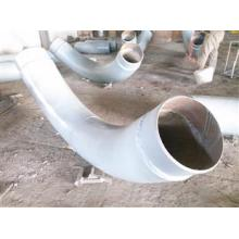 wear resistant bimetal steel elbow pipe