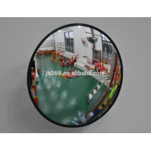 Espelho de vidro convexo interior anti-roubo portátil