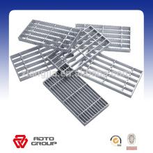 Varias tablas de acero galvanizadas calientes que rallan de acero del tamaño con ISO SGS