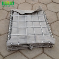Kustom Welded Galvanized Retaining Wall Hesco Flood Barriers