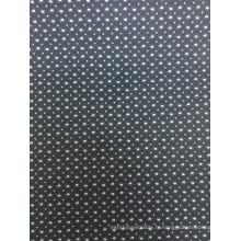 Échantillons gratuits pour 100% de tissu de doublure en polyester poli imprimé