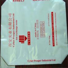 25kg PP Ventilbeutel / gewebte Verpackungsbeutel