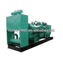 Generador diesel de la torre del agua de Exhcanger del calor 800 kVA 640kW