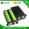 Batería recargable de NIMH AA 2.4V 1200mAh para HHR-P513 KX-TG2224 TG2226 TG2235