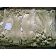 Blondes indisches remy Haar 2013 des heißen Verkaufs, das Qingdao spinnt