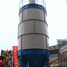 Petite construction boulonnée portative silo de ciment de 50 tonnes