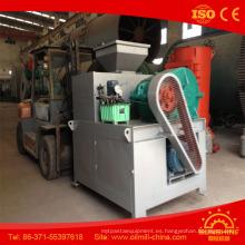 Máquina de briquetas de polvo de carbón de alta conversión