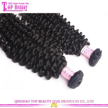 "Virgin Hair Wholesale Suppliers Dealer Attachment 8-32"" Mongolian Kinky Curly Human Hair"