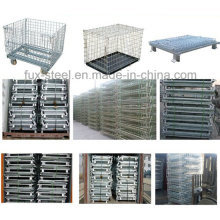 Collapsible Storage Cage
