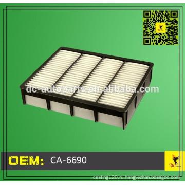 Fram CA6690 1780108010 Дополнительный защитный круглый пластизольный воздушный фильтр