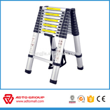 Hot sale aluminum telescopic ladder,quick folding ladder,step ladder