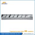 Cadena de arrastre de cable de acero flexible resistente