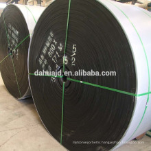 DHT-128 cold resistant reinforcing core conveyor Belt rubber