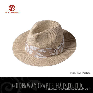BSCI SEDEX Fashionable new style cheap panama hats