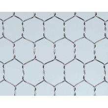 Malla de alambre hexagonal galvanizado en caliente