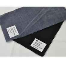 material de seguridad contra incendios negro para ropa al por mayor