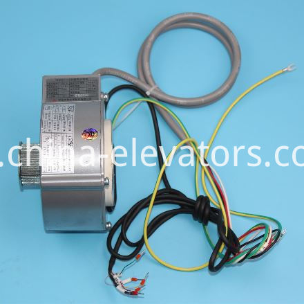 YTJ031-13 Permanent-magnet Synchronous Motor for NBSL Door Operator
