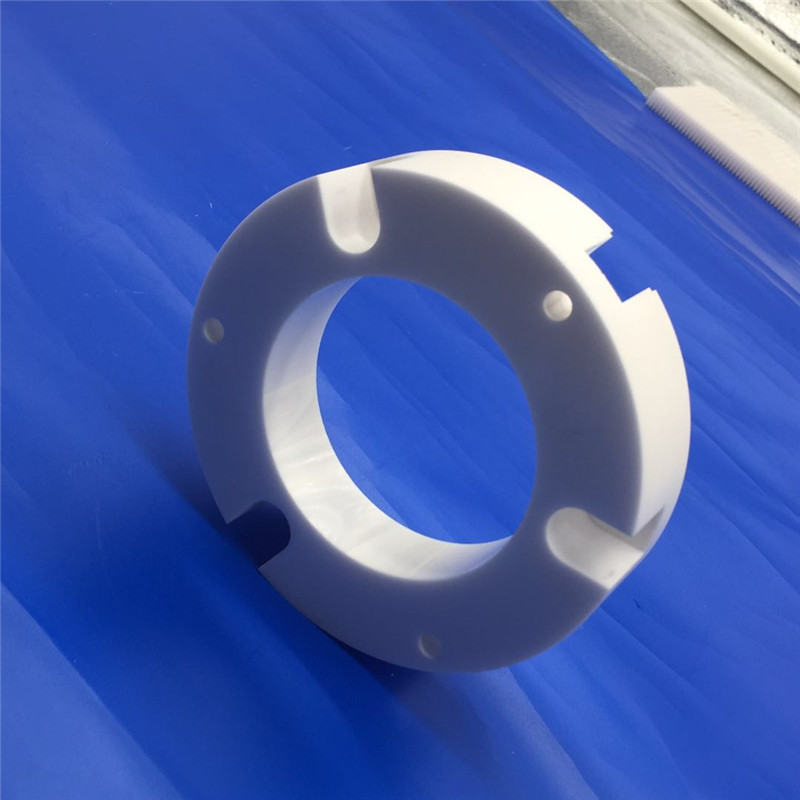 Insulation Alumina Ceramic Flange