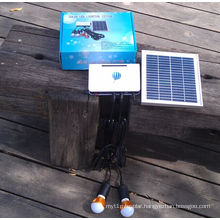 Solar Home LED Lighting System in High Quality for Poor Electricity Area