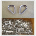 316ss DIN6899b Cable Thimble Rigging Hardware