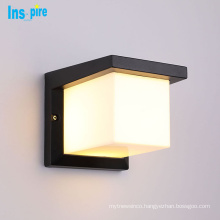 Outdoor waterproof Garden Porch sconce lighting led wall lamp