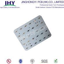 PCB à support en aluminium pour lumière LED