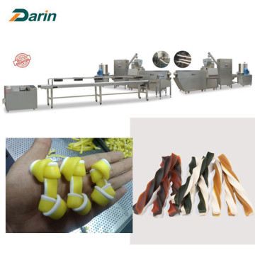 Beef Flavours Dog Treats Processing Line