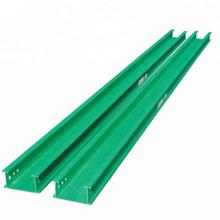 Bandeja de cabo de fibra de vidro de alta resistência para túneis