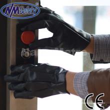 NMSAFETY guantes de nitrilo a granel guante de seguridad de uso industrial